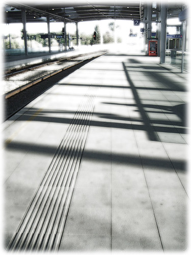 Railway station Praterstern