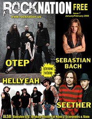 Rocknation January/February 2008 Issue