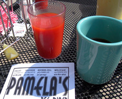 Breakfast at Pamela's