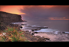 Headland...Again (Tim Donnelly (TimboDon)) Tags: ocean sea rocks australia nsw tobacco avalon barrenjoey cokin bangalley golddragon