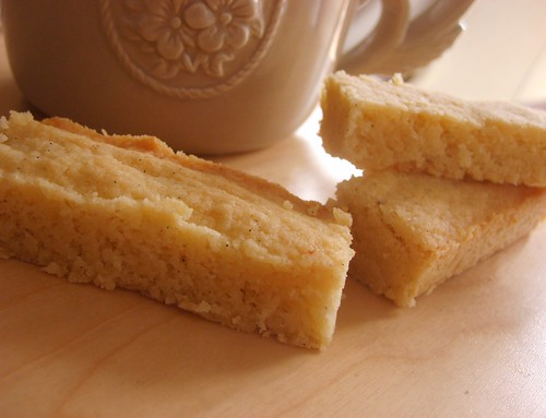 Simple and Delicious Shortbread