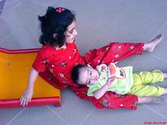 Aisha and Zainab (Imran Khan - Always Pakistan First) Tags: family pakistan playing cute home smiling kids fun angels excitement zainab aisha tk guia abdullah sialkot mashaallah zeeimran420 jugnoo coloursplosion neikapura khaledmehmood mianapoora