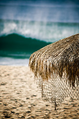 Beach Photography (memoflores) Tags: ocean beach sand wave palapa loscabos beachphotos