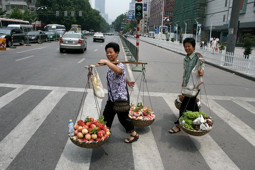 Fruit Vendors (by niklausberger)