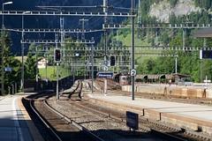 Infrastructure, Kandersteg (AGrinberg) Tags: 1361789 switzerland infrastructure kandersteg train station