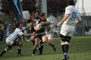 Robertson a segno contro Rovigo