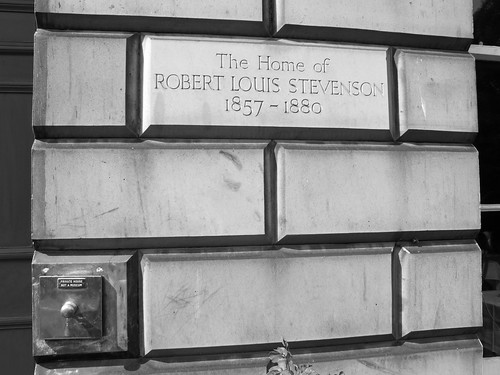 Home of Robert Louis Stevenson