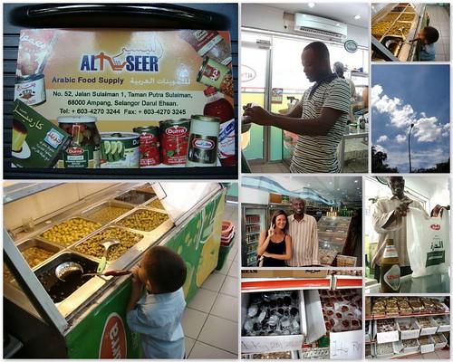 Altseer Arabic Food Supply