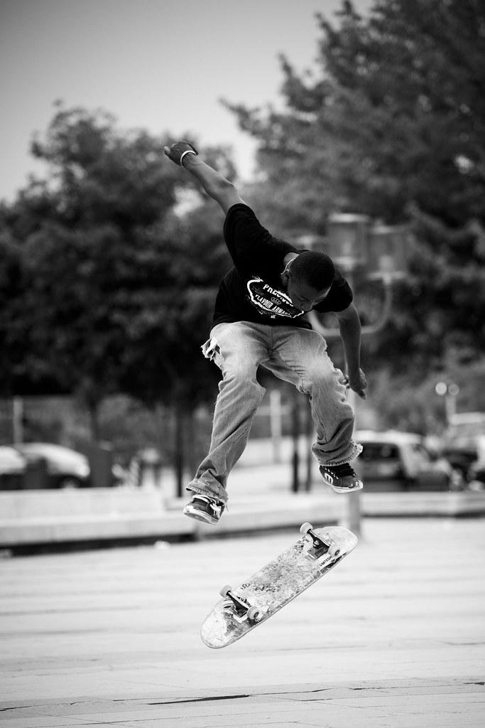 Lense Party @ Lyon - Skate