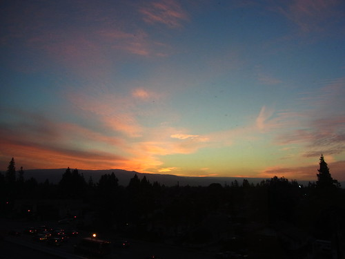 Sunnyvale Sunset 1of2