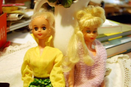 80s barbie collection
