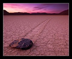 Hope Will Rise | Racetrack Playa (bku Photography) Tags: sunset stones explore lakebed np racetrackplaya deathvalleynationalpark movingrocks explored canon1635mmf28 canon5dmarkii hopewillrise bkuphotography