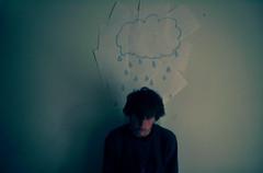 Rainy Day (Mistah Shanks) Tags: rain dark paper sad gloom