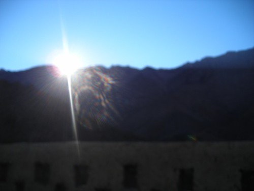 Morning Time in the High Atlas