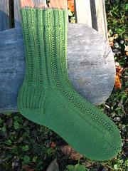 roza's sock #1