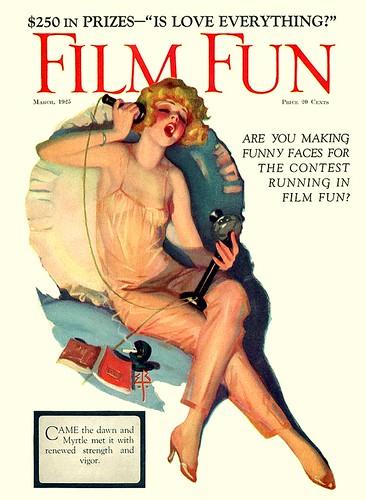 FilmFun mars 1925