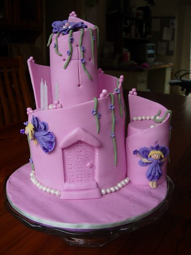 Samantha's Princess Fairy Castle