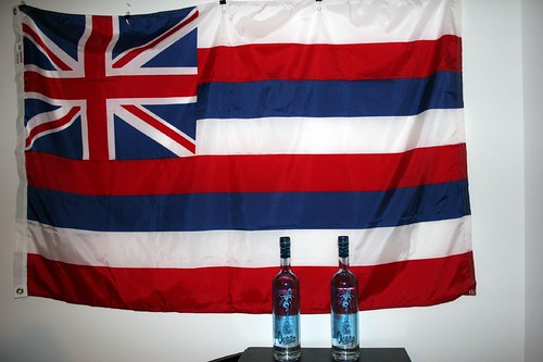 Ocean Vodka, Flag