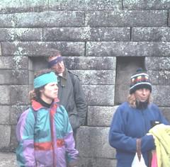 Peru 12Aug93 Machu Picchu (Wanderlust676) Tags: peru machu picchu machupicchu