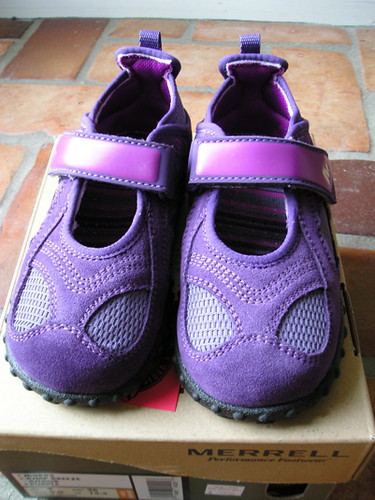 Purple Shoes, ala Amy