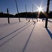 Sun Snow and Shadows - by Peter Bowers