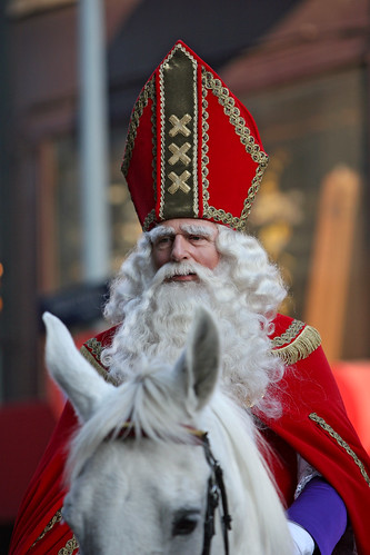 St. Nicolas has arrived...