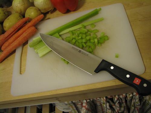 wusthof - chop chop