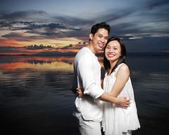 sunset hug copy (Ryan Macalandag) Tags: wedding cindy kim prewedding prenup boholtour filipinocouple