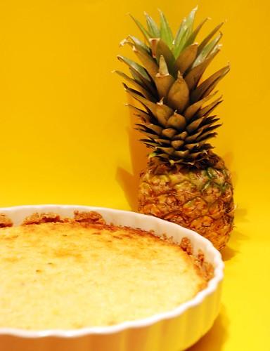 Ananaspaj, Pineapple Pie