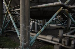 (dokool) Tags: japan rust industrial factory pipes  kanagawa  industrialwasteland ogimachi  tokyocameras