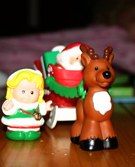 Little People Christmas Toys