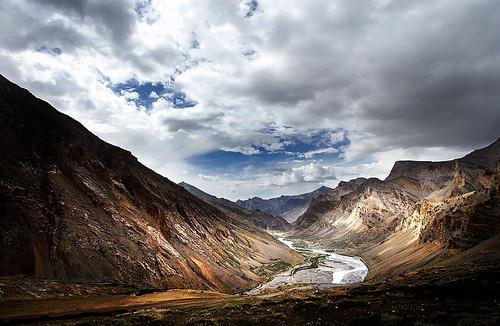 La rivière Indus