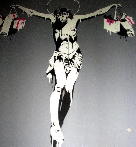 Bansky N.Y.C. 2007 @ Vanina Holasek Gallery in Chelsea