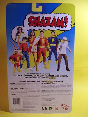Shazam Family Wave