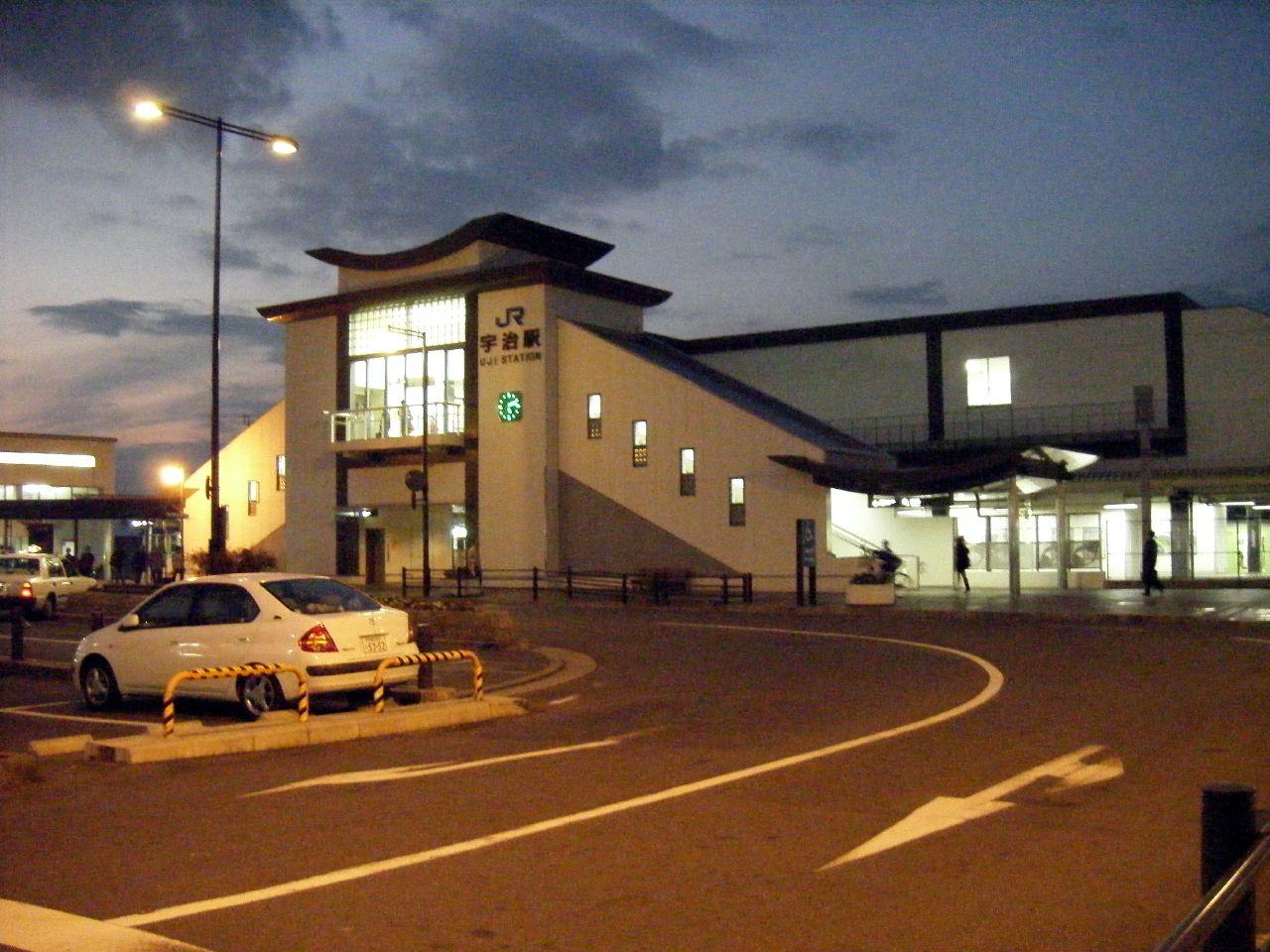 JR 宇治站