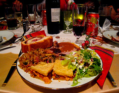 christmas dinner (maria_daniela) Tags: christmas food holiday dinner navidad comida cena christmasdinner celebracion cenanavidad