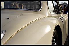 Jaguar XK (johnnywiggla) Tags: classic car jag southampton xk150 wickham canon400d wickhamsquare