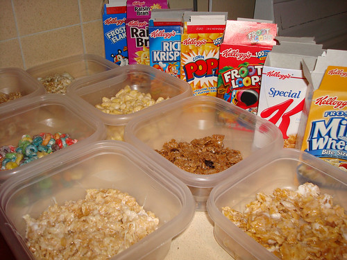 Rice Krispie Treats and More
