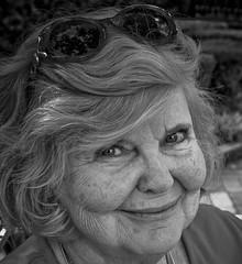 Beautiful age (Tylfe) Tags: portrait bw women age blueribbonwinner beautyisintheeye impressedbeauty irrestistiblebeauty onlythebestare portraitphotographylover