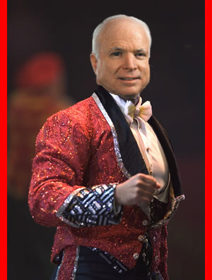 mccain the ringleader