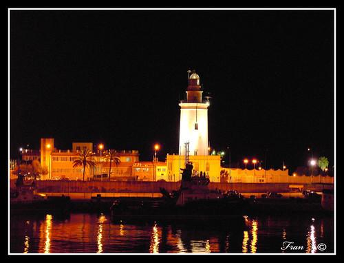 Faro de Málaga