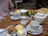 Cream Tea - The Cotswolds (AGA~mum) Tags: uk england gardens landscapes britain nt scones nationaltrust afternoontea oxfordshire warwickshire creamtea teaservice thecotswolds thenationaltrust teateatea ukcotedazur2007 uptonhousegardens