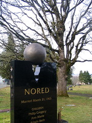 north palestine cemetery - palestine, or