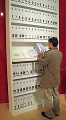 Human genome printed