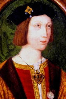 Portrrait of Arthur Prince of Wales(1486-1502)
