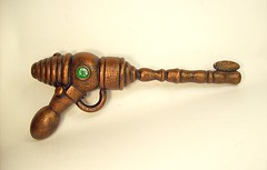 Copper Stinger Steampunk Retro Ray Gun WOOD Life Size Prop Replica 3 (Builders Studio) Tags: wood fiction sculpture mars art classic self trek comics toy death star punk gun ray technology hand geek arm tech space painted side alien rifle science ufo retro steam nasa replica weapon pistol scifi laser stunner pulp wars rogers buck defense prop martian geekery raygun invaders blaster phaser steampunk