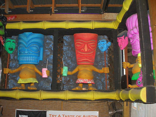 TIKIS at HEADHUNTER'S