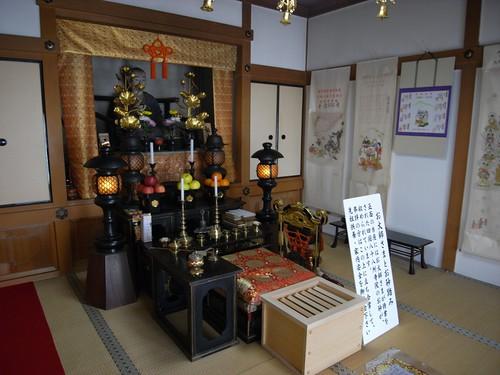 安倍文殊院(本堂)-10