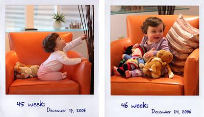 Erik van der Neut - Lola, 45 & 46 weeks