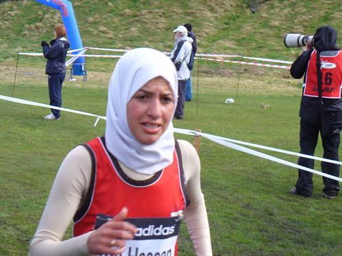 Sarah Abu Hassan, Egypt